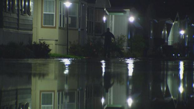 [BAY] Hundreds Forced to Evacuate Flooded SJ Mobile Home Parks