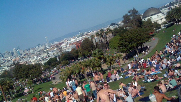 [BAY] Dolores Park Partially Closing for Renovation
