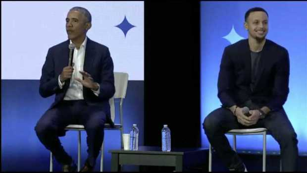 [BAY] Obama, Curry, Legend Headline My Brother's Keeper Event