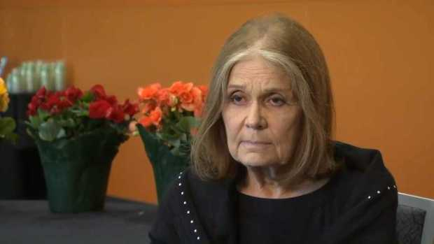 RAW: Full Interview With Gloria Steinem