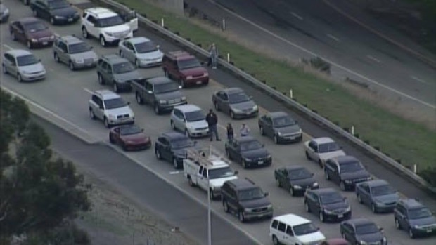 [BAY] Interstate 580 Reopens After Shooting Investigation