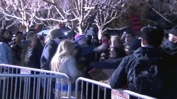 Pro-Trump Rally In Berkeley Turns Predictably Messy, 10 Arrested