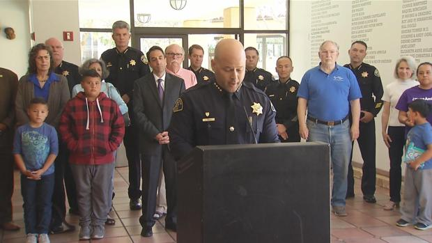 [BAY] South Bay Police Chiefs Speak Out For Sanctuary