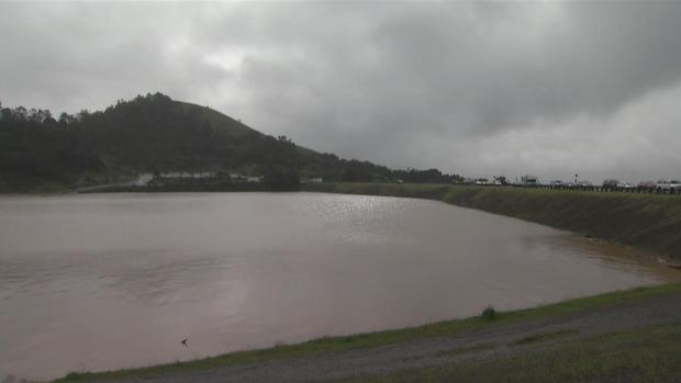 [BAY] Anderson Dam's Seismic Vulnerability Concerns Nearby Residents