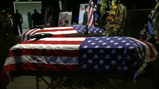 [BAY] Thousands Gather to Honor Fallen Officers