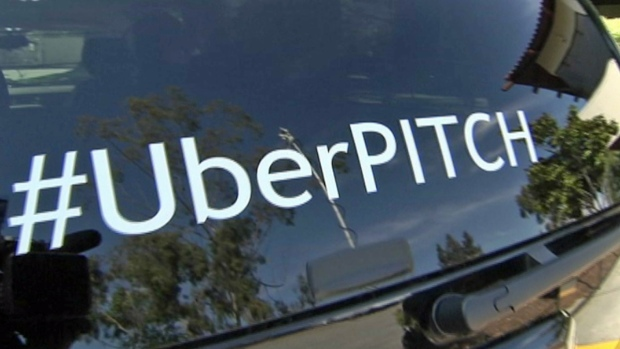 [BAY] UberPitch: Uber Teams Up With Google Ventures