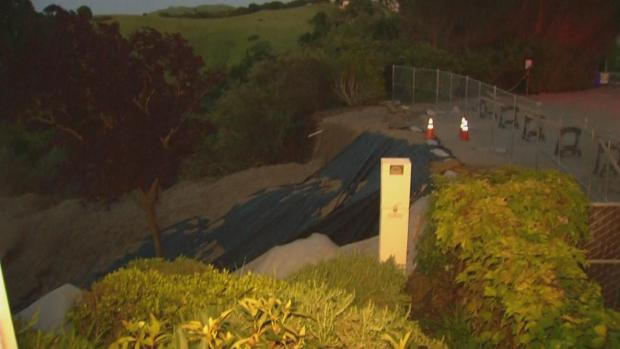 [BAY] Landslide Creates Massive Hole at Retirement Community in Pinole
