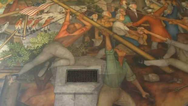 [BAY] School Artwork Sparks Controversy in San Francisco