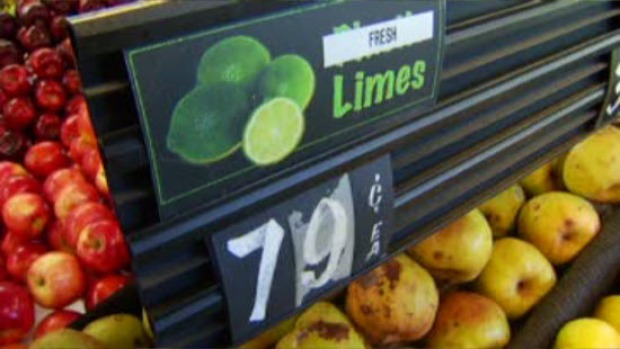 [BAY] California Drought Driving Up Food Prices
