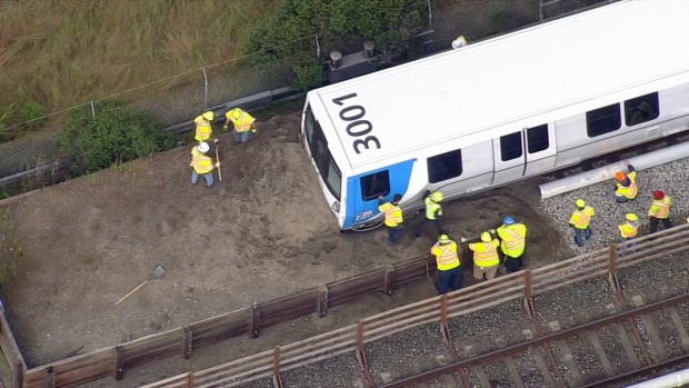 [BAY] BART Crash Due to Electrical System Interfering with Train's Brakes: Sources
