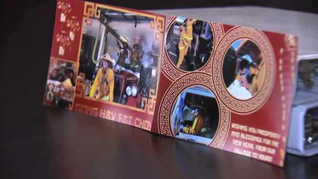 [BAY] Alameda County FD Taking Heat for Lunar New Year Postcard