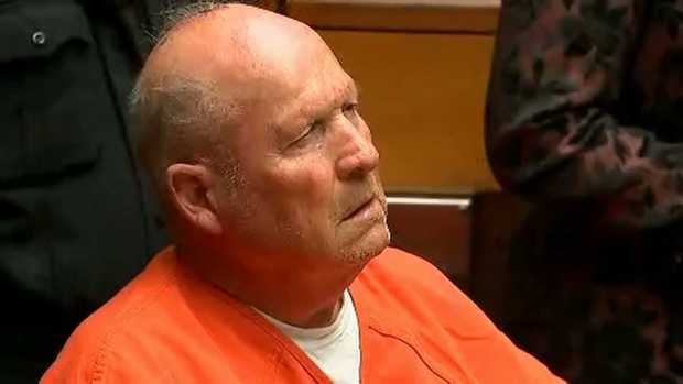 [BAY] Suspected 'Golden State Killer' Arraigned in Court