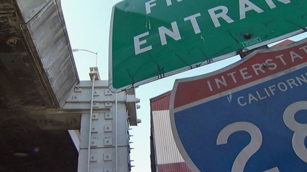 [BAY] Interstate 280 Closed for Construction