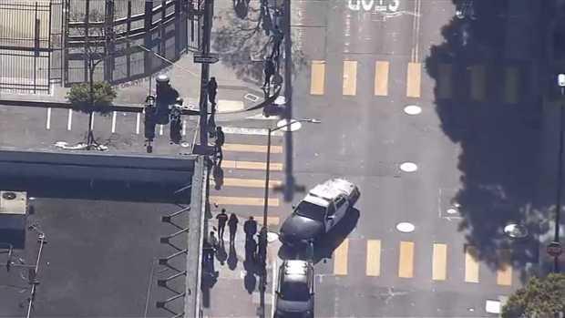 [BAY] Man Shot Multiple Times in San Francisco