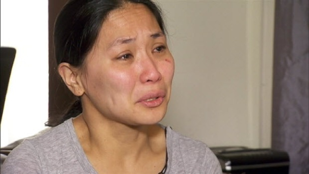 [BAY] RAW VIDEO: Limo Fire Survivor Describes Ordeal (PART 1)