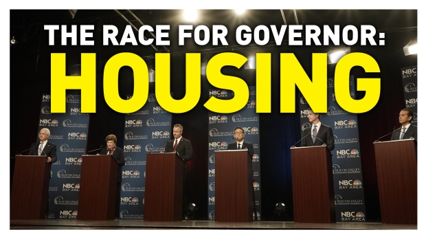 California Gubernatorial Debate: Housing