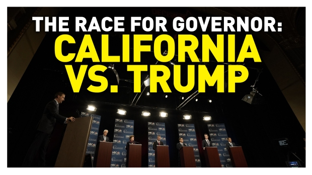 California Gubernatorial Debate: Trump Administration