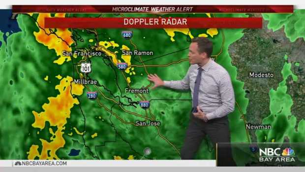 [BAY] Jeff's Forecast: More Storms Set to Hit Bay Area