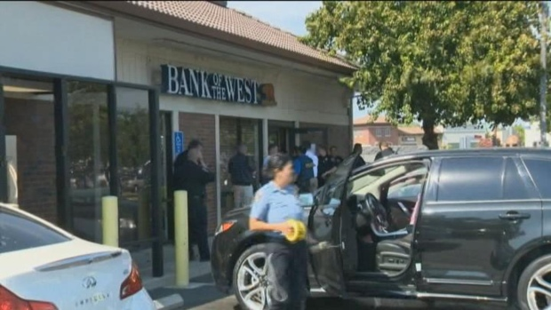[BAY] At Least 2 Dead After Stockton Bank Robbery