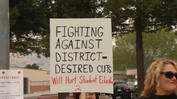 [BAY] Labor Fight Between District and Teachers Impacts Students
