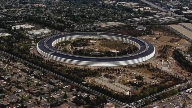 "[BAY ML 11A VO ONLY] Apple Shelled Out $427 Million For ""Spaceship"" Campus: Repor"
