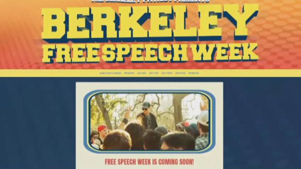 [BAY] Cost of Free Speech at UC Berkeley is Estimated $600,000 to Deal With Protests