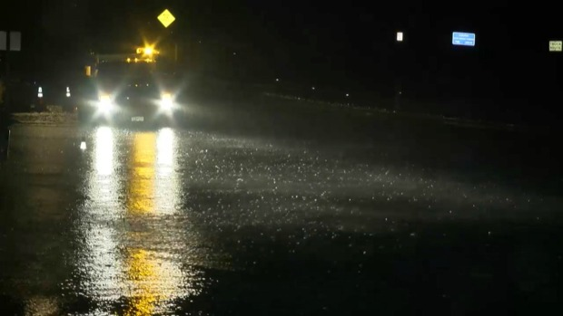 Flooding Concerns Across Saturated South Bay