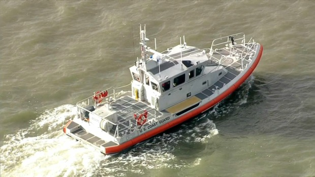 Coast Guard Searches for Missing Kayaker Near Dumbarton Bridge