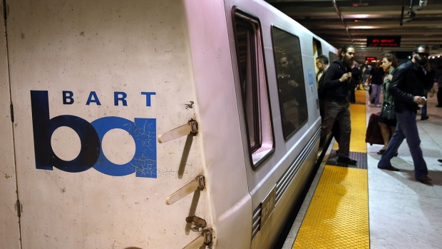 [BAY] BART Unions Threaten Midnight Strike