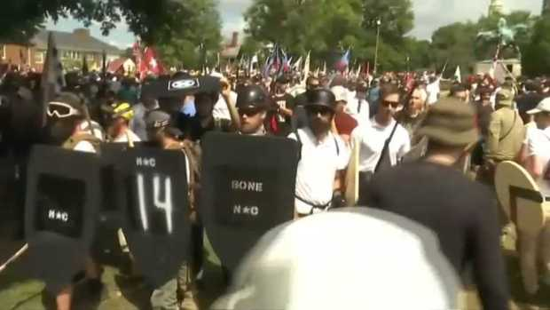 [BAY] Clayton Man Arrested for Alleged Role in Deadly Va. Rally