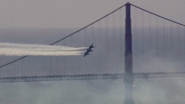 RAW VIDEO: Blue Angels' Fleet Week Test Flight