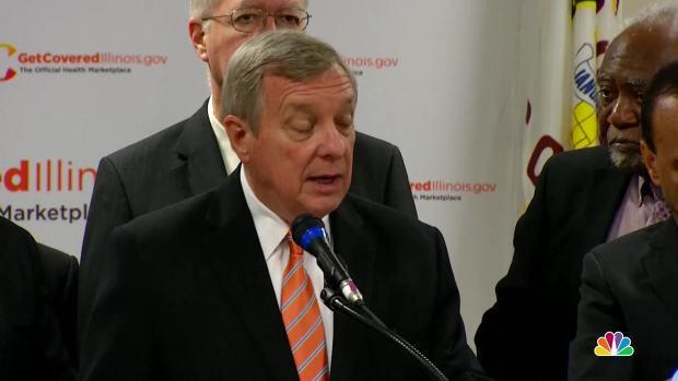 [NATL] Democrats React to Russia Probe Indictments