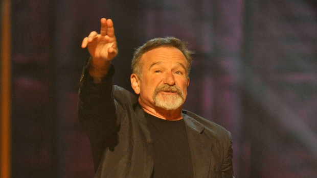 [BAY] Ross McGowan Reacts to Robin Williams' Death