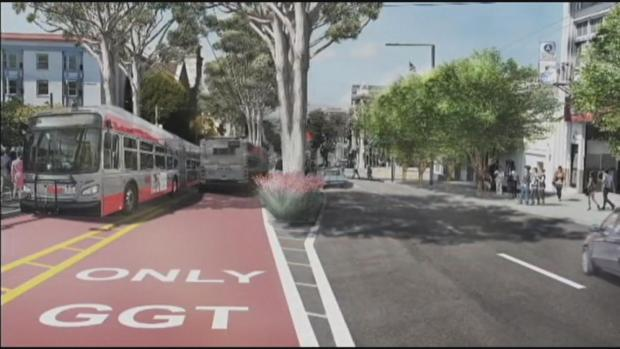 Van Ness Improvement Project Draws Mixed Reactions in San Francisco