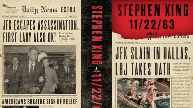 "Jonathan Demme Adapting Stephen King's JFK Assassination Story, ""11/22/63"""