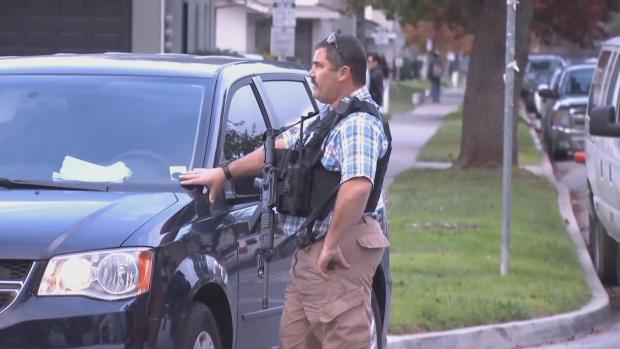 [BAY] SWAT, Deputies Surround SJ Home to Search for Escaped Inmate