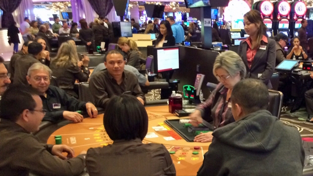 [BAY] Indian Casino Set to Open in North Bay