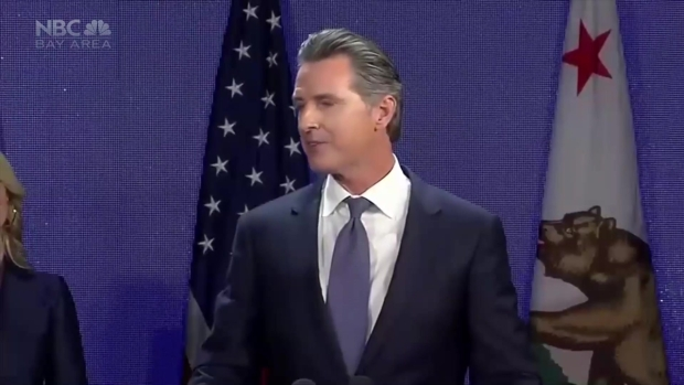 [BAY] RAW: Gavin Newsom Speaks After Winning Governor's Race