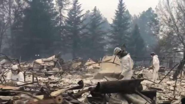 [BAY] 11 Camp Fire Victims Remain Unidentified