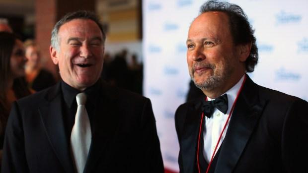 [NATL] Fallon: Billy Crystal Remembers His Friend, Robin Williams