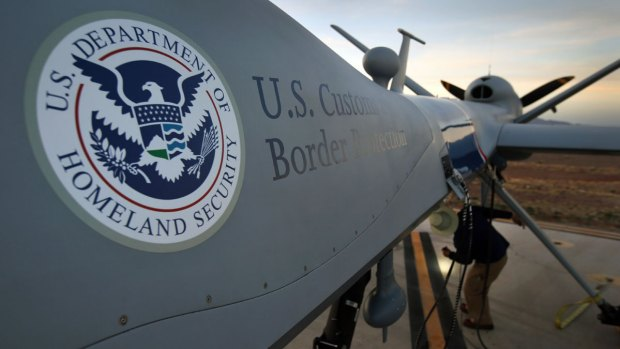 [DGO] Feds Crash Drone Off San Diego