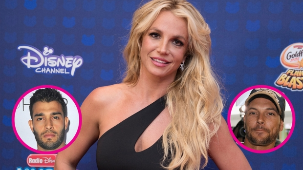 [NATL] Britney Spears Receives Support After Checking Into Mental Health Facility