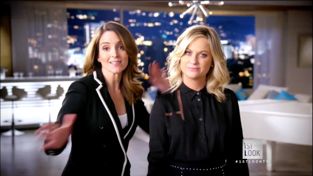[Cozi] Golden Globes: Tina and Amy Are Back