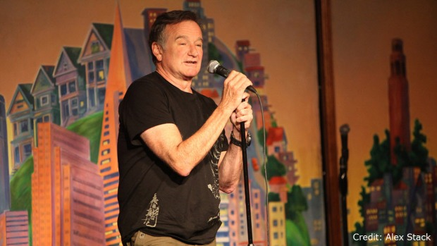 [BAY] Robin Williams Was Fixture in Bay Area Comedy Scene