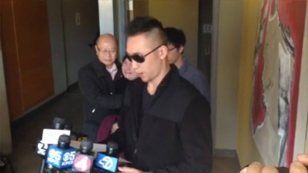 [BAY] RAW VIDEO: Family of Dan Ha Confirms Body Found
