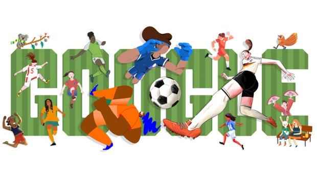[NATL] Top Google Doodles
