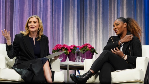 Serena Williams, Gloria Steinem Headline 2019 Watermark Conference for Women in Silicon Valley