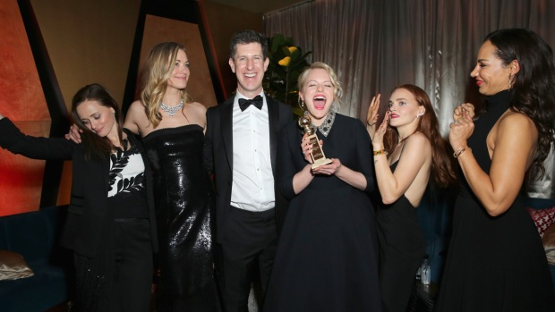 Afterparty Highlights From the 2018 Golden Globes