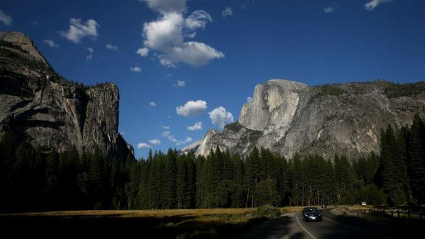 [BAY] 2 Dead After Apparent Fall at Yosemite National Park