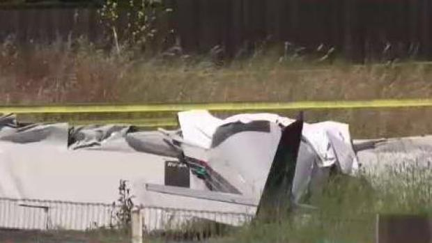 [BAY] 2 Dead After Small Plane Crashes in Petaluma